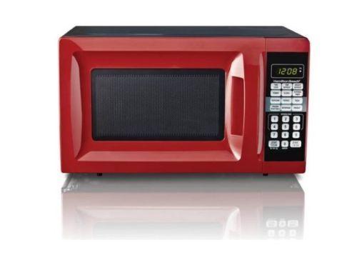 Hamilton Beach 0 7 Cu Ft Microwave Oven 700w Digital Countertop Free Shipping Countertop Microwave 700 Watt Microwave Oven Appliance