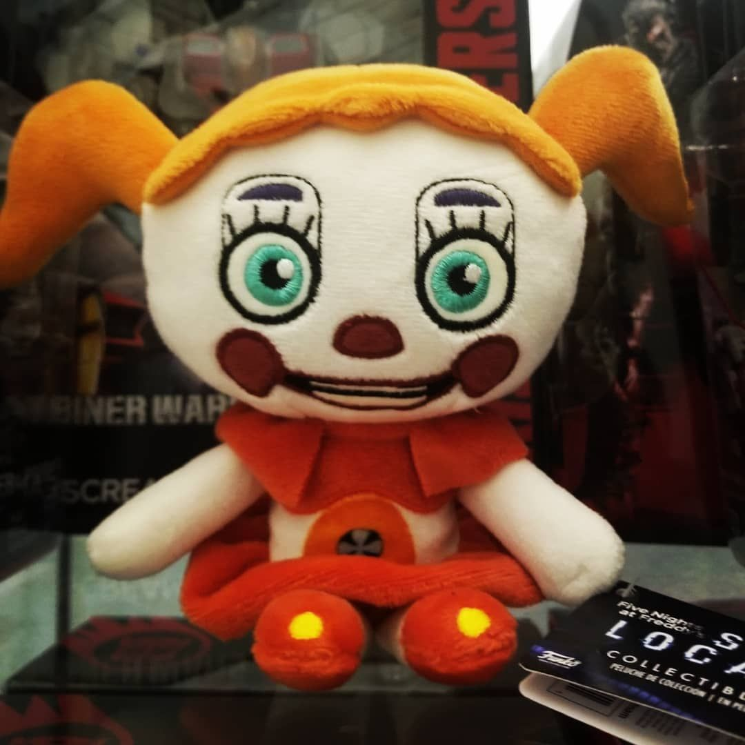 Funko five nights at freddys sister location circus
