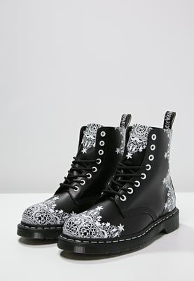 1460 - Bottines à lacets - black - ZALANDO.FR. Doc Martens BootsDoc ...
