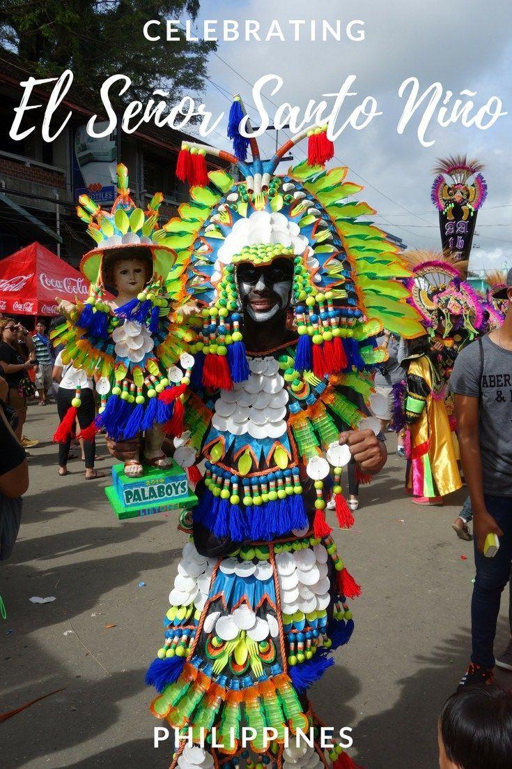 Sinulog Celebrating el Señor Santo Niño Sinulog