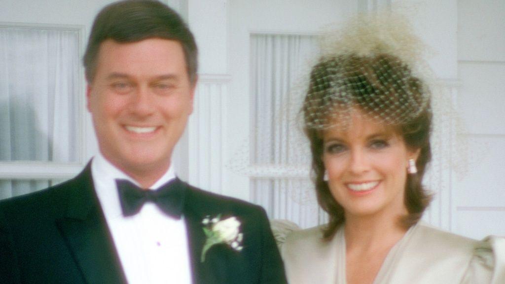 hagman + gray  | ja Sue Ellen (Larry Hagman ja Linda Gray) vanhassa Dallasissa ...