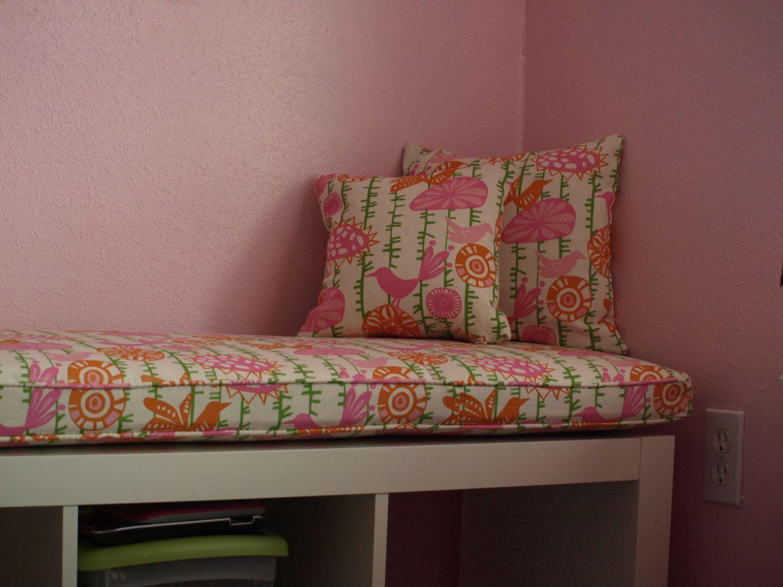 Ikea Expedit Custom Cushion for Nursery , Playroom