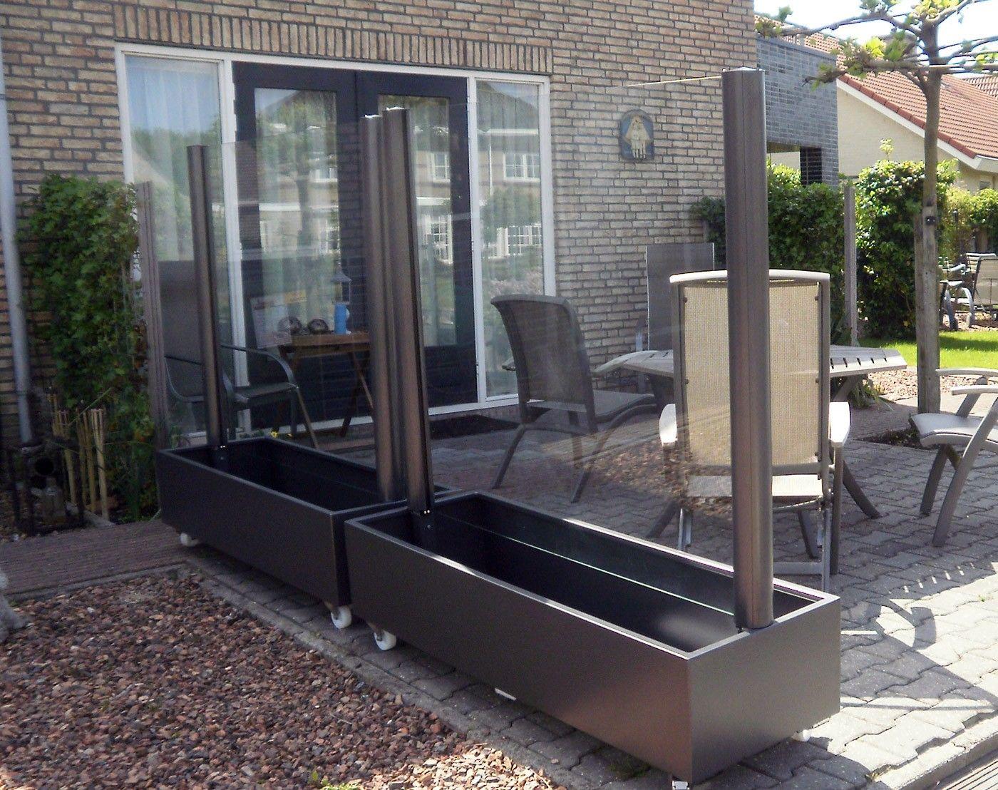 Plexiglas Windscherm Tuin : Mobiel windscherm flower line tuin in tuin tuin meubelen