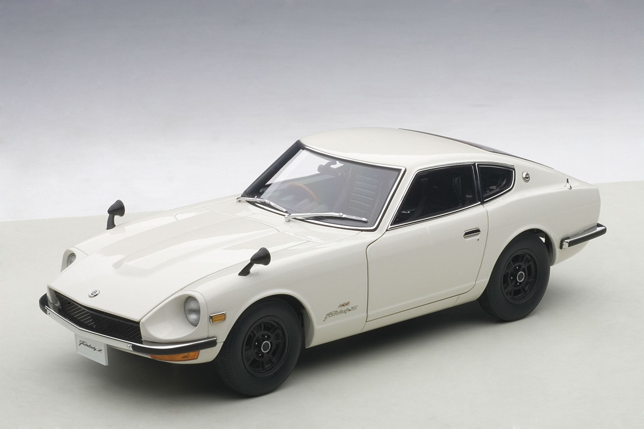 To the untrained eye, Nissan Fairlady Z432 appears much ...