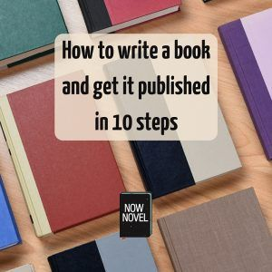 how to write a romance novel and get it published
