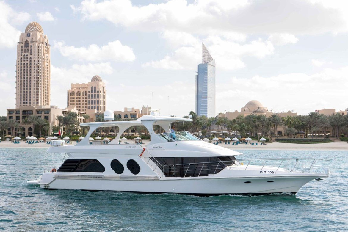 Yacht Rental Dubai Numerous Options Available Cheap Yacht Rental
