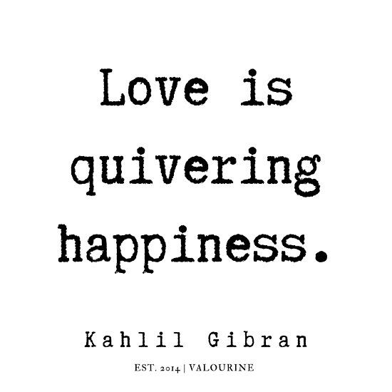 103 | Kahlil Gibran Quotes | 190701 Poster by valourine