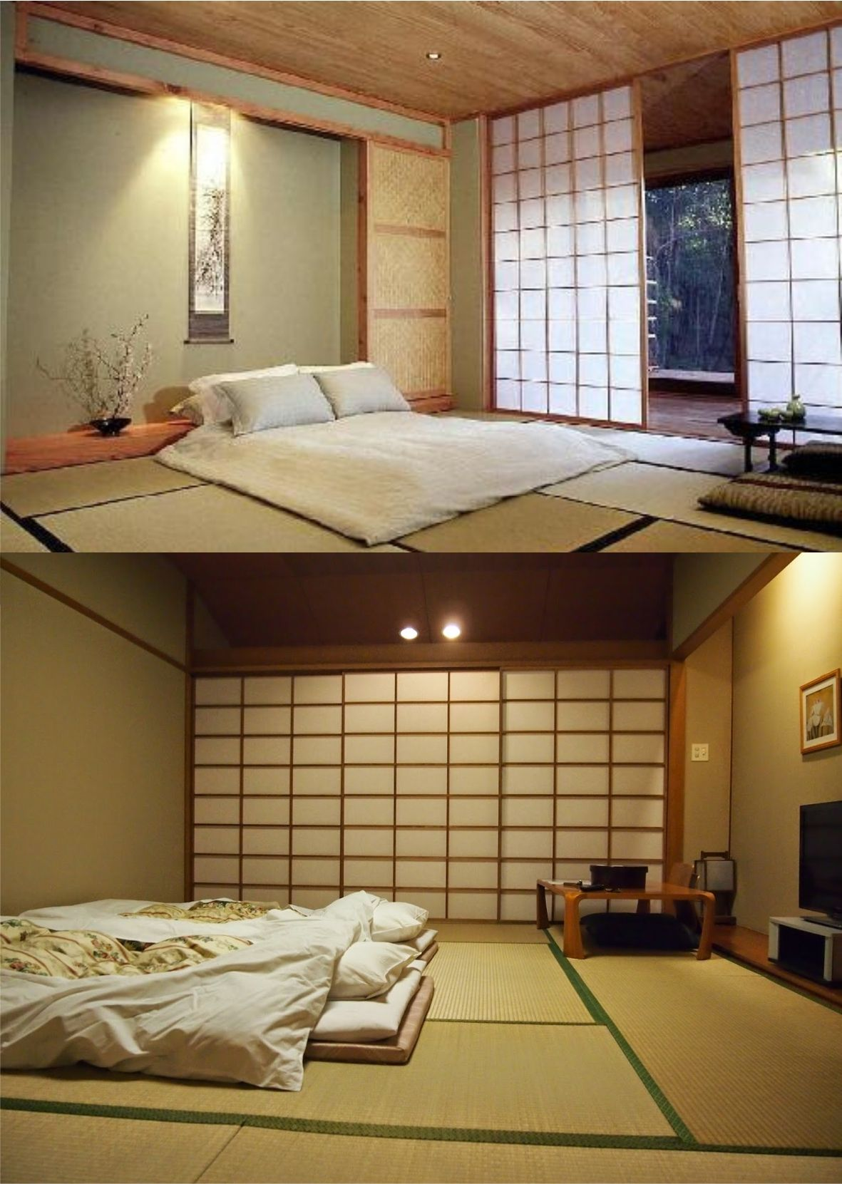 The Minimalistic Japanese Bedroom Style Is Currently Obtaining