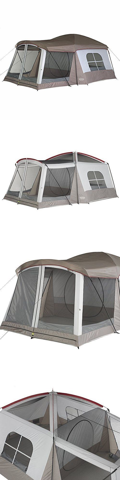 Tents 179010 Wenzel Klondike Cabin Tent 16 X 11 Feet 8 Person Family Dome  sc 1 st  Pinterest & Tents 179010: Wenzel Klondike Cabin Tent 16 X 11 Feet 8 Person ...