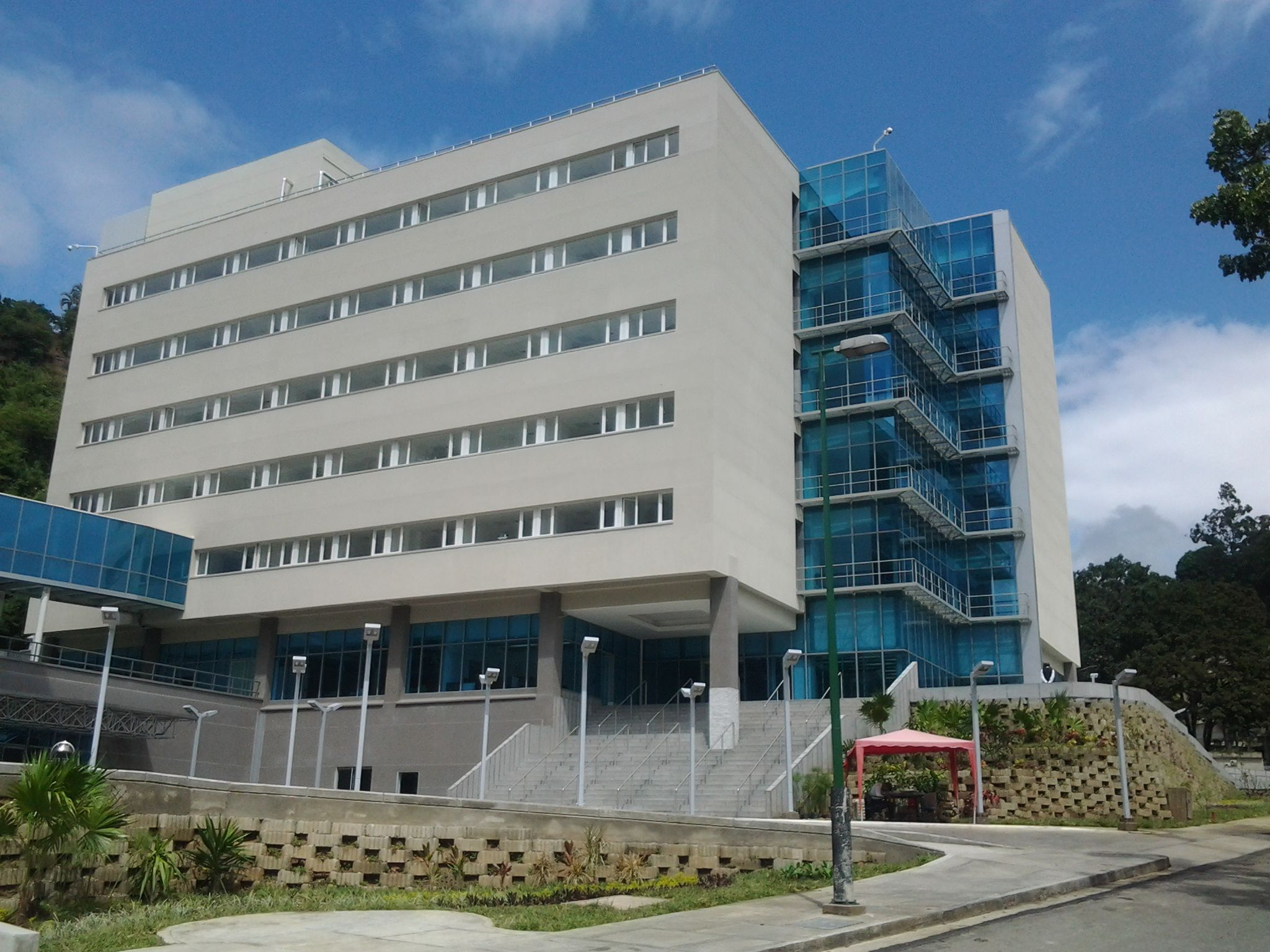 Clínica Sanitas - Santa Paula - Caracas
