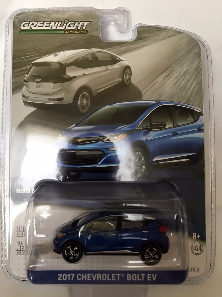 Greenlight 1:64 General Motors Collection Series 2 2017 ...