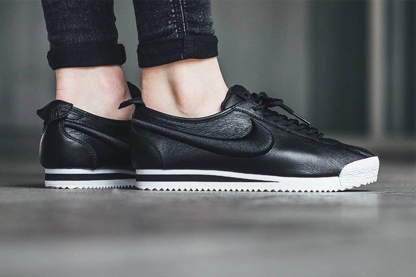 These Black and White Nike Cortez Colorways Are for the Minimalist in You