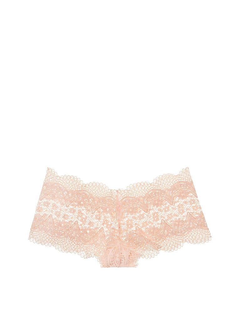 735b6f6e3fd The Crochet Lace Sexy Shortie - Body by Victoria - Victoria s Secret ...