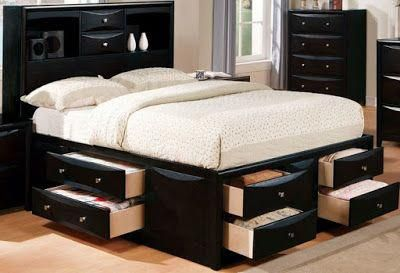 Black Cal King Bedroom Set We love Bedroom and all the ...