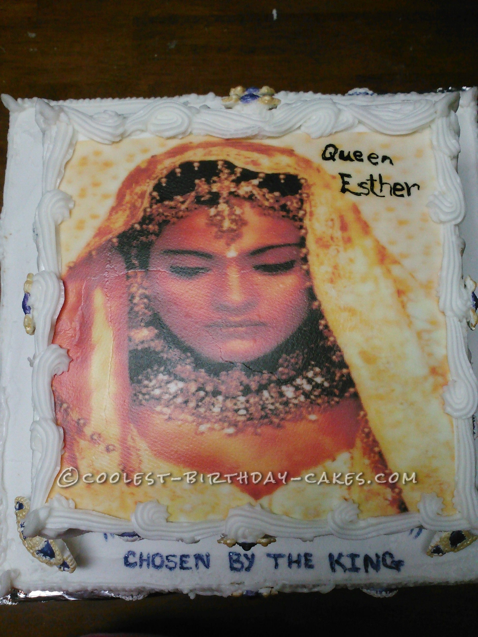 Coolest Queen Esther Cake Queen esther Birthday cakes and Cake