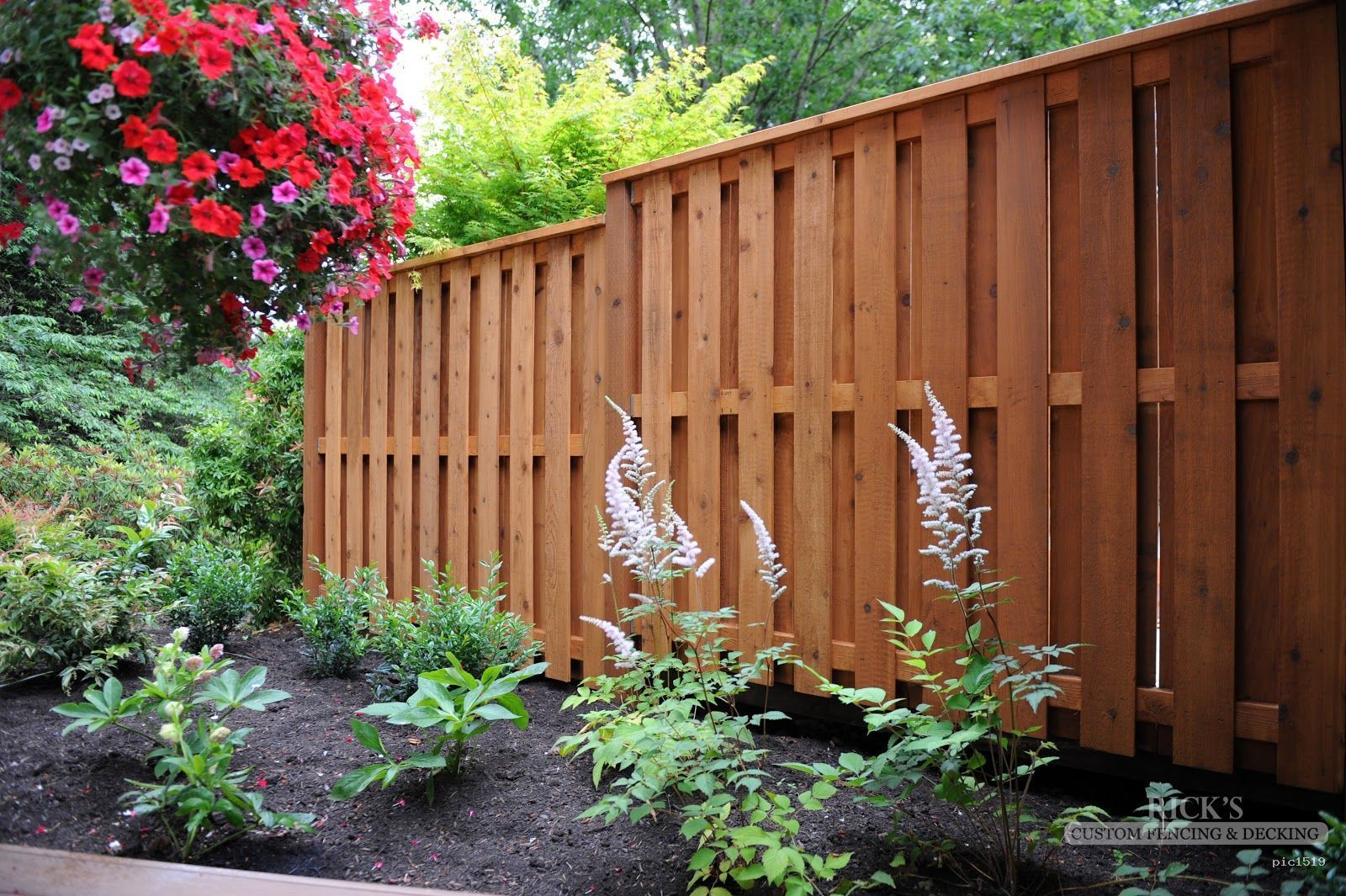Good Neighbor Fence From Rick 39 S Custom Fencing Decking