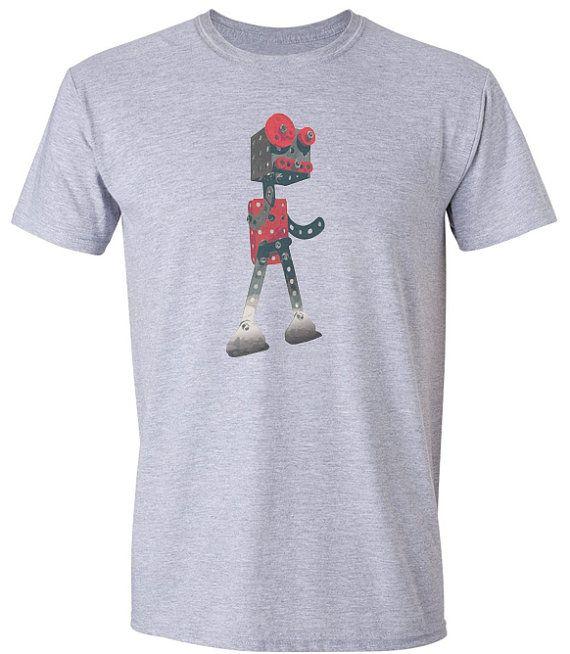 Meccano Engineer Tee Shirt T Shirt