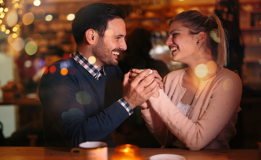 Online-dating für paare