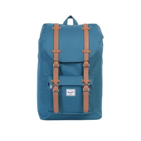 One Size Herschel Supply Co Twilight Blue//Tortoise Womens Heritage Backpack