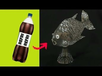 AMAZING IDEA OF CRAFT WITH PET BOTTLE / how to make A…