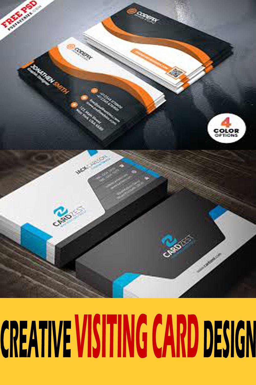 Najmuldesigner I Will Design 2 Creative Logo Design For 10 On Fiverr Com Visiting Cards Visiting Card Creative Visiting Card Design
