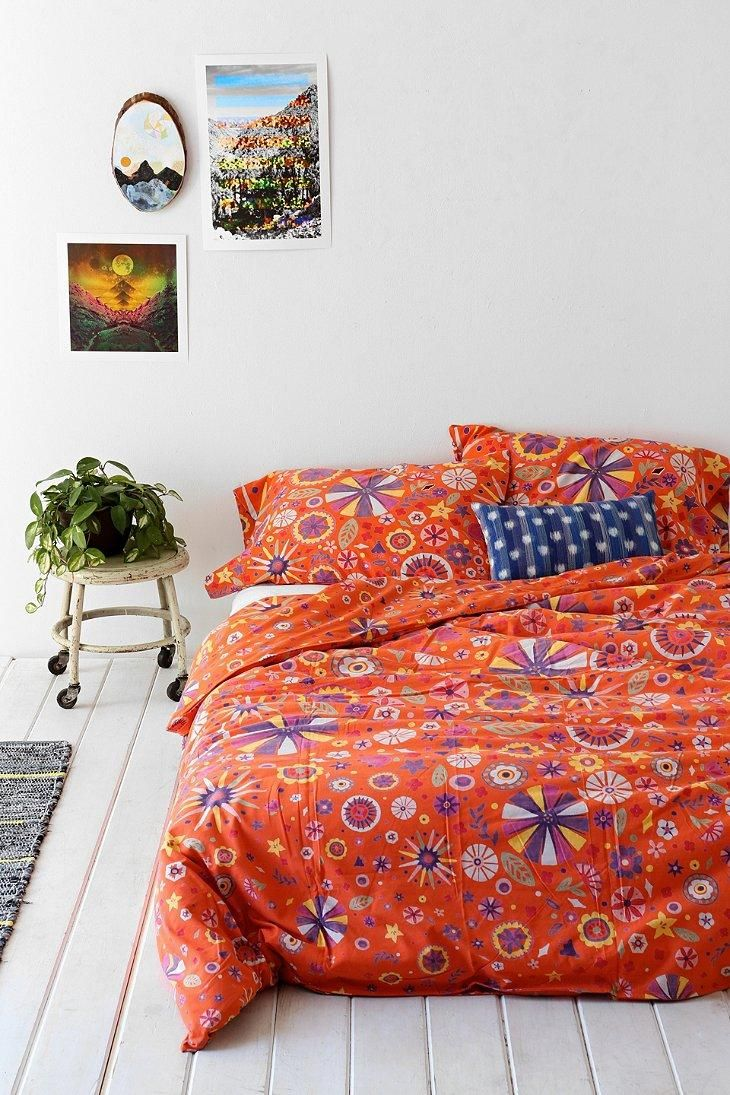 Plum Bow Scandinavian Duvet Cover Scandinavian Duvet Covers Duvet Covers Urban Outfitters Home Bedroom