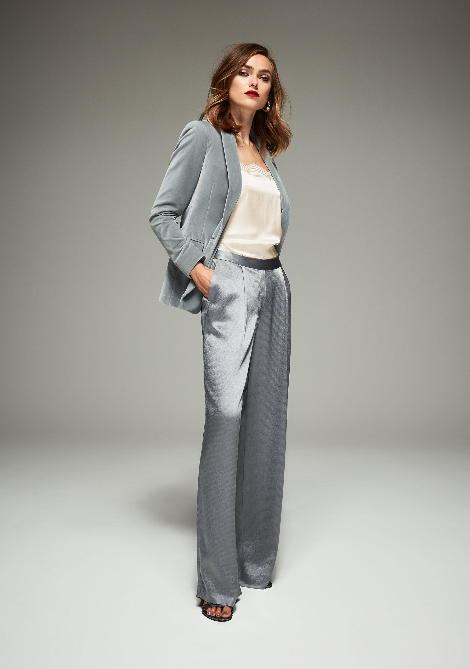 ae553fd02d6d46 A fresh new chapter in this season's tailoring story, the powder blue tone  of the Brie gives it an effortless sensibility that juxtaposes autumn's  darker ...
