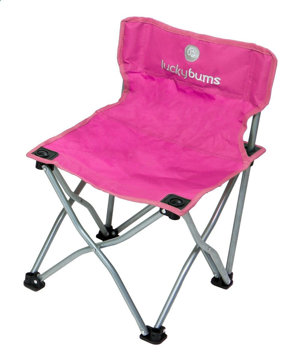 Camping Chairs   Pink Kids Camp Chair