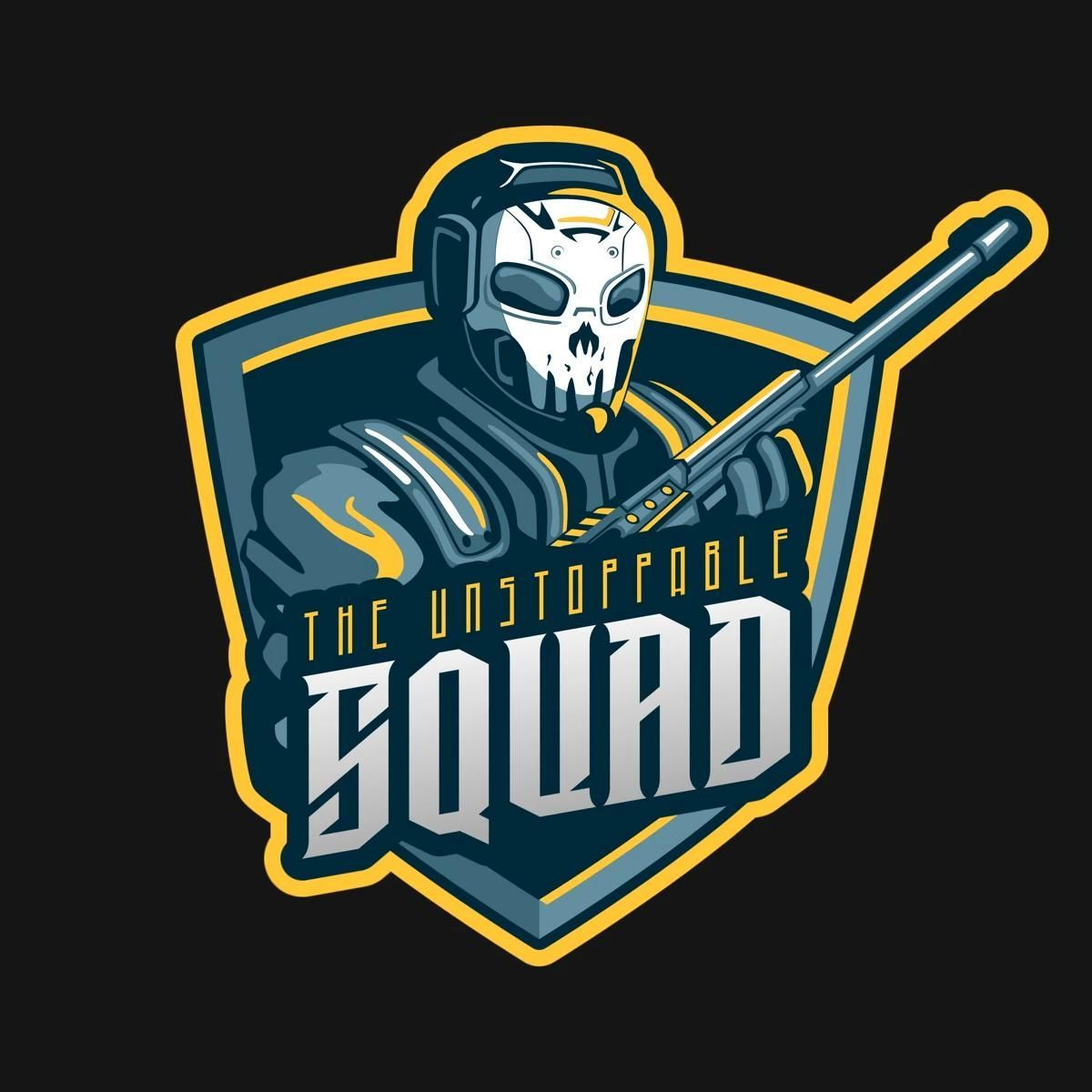 Gaming Logo Maker for a FirstPerson Shooter Game Team in