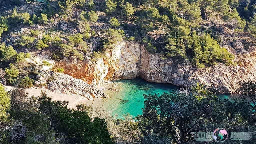Las 25 Mejores Calas Y Playas De La Costa Brava Travels Chic Tossa De Mar Calas Playa