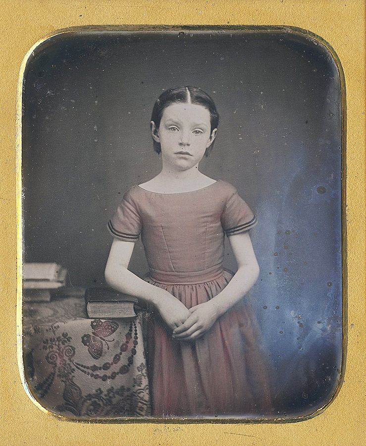 Dennis A. Waters Daguerreotypes