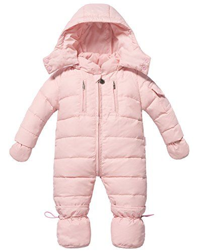 f7c36f9b9 baby snowsuit - ZOEREA Infant Newborn Baby Hoodie Down Jacket ...