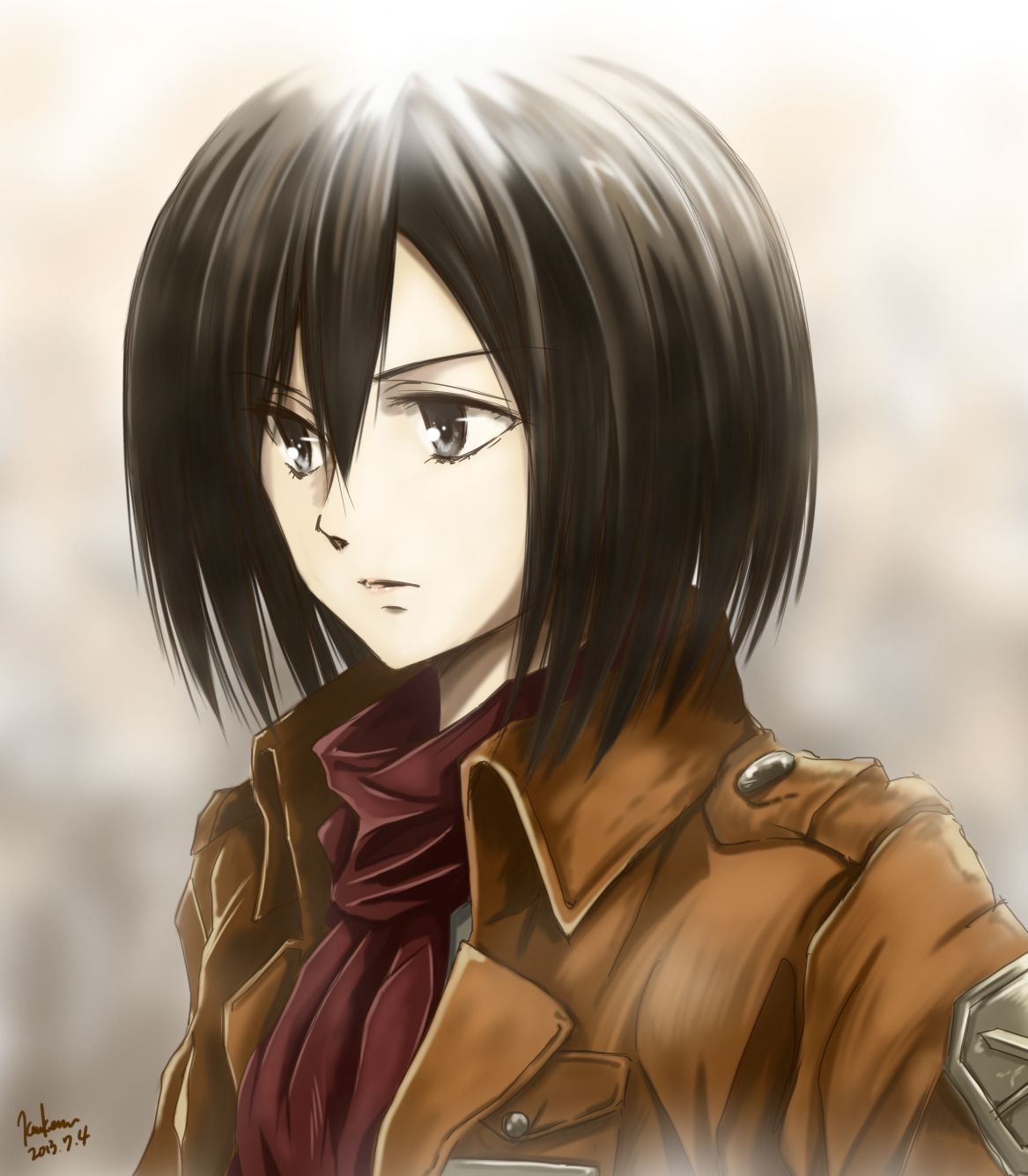 Pinterest (With images) Mikasa, Attack on titan, Attack
