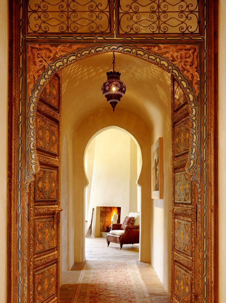 moroccan style door lantern in colorado ranch 738 x 990 design rh pinterest com