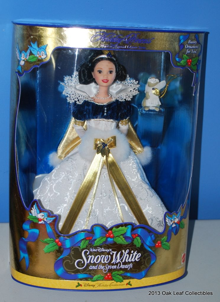 Details About 1999 Disney Mattel Special Edition Holiday