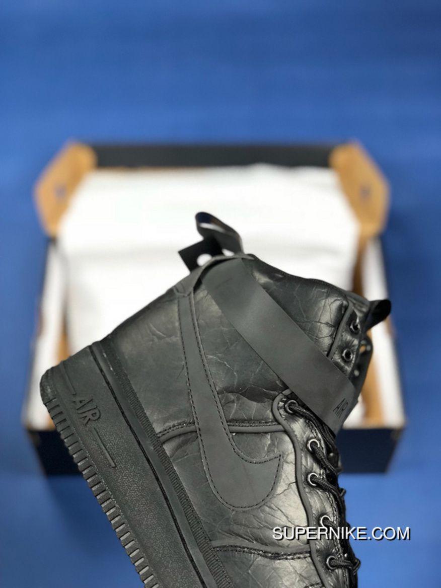 hot sale online ba5fa afca8 Magic Stick X Nike Air Force 1 High AF1 VIP Originals Mens Sports Shoes  Black Copuon