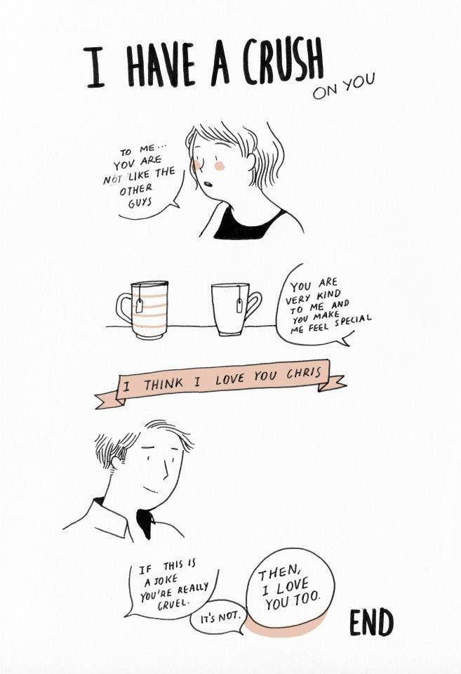 These Cute Comics Beautifully Explain How Real Relationships Are Sometimes Better Than Fairytales