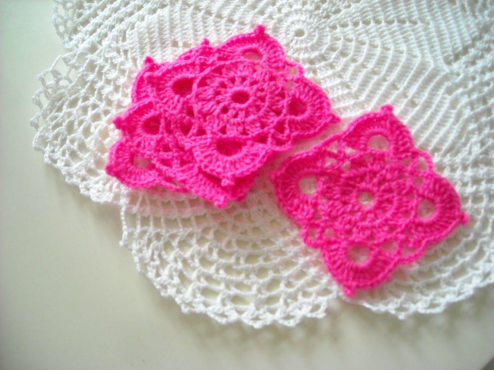 Haken En Zo Wat Meer Onderzetters A A Pinterest Crochet