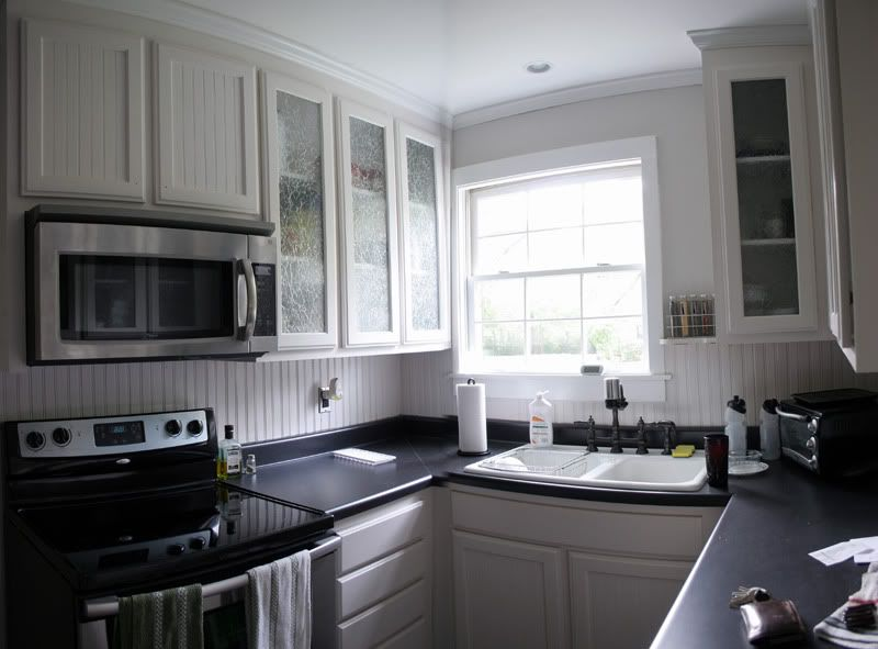 Appliances, Black, White, Or Stainless? (sink, Cabinets