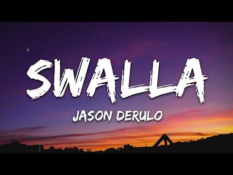 Jason Derulo Swalla Lyrics Feat Nicki Minaj Ty Dolla Ign Youtube Jason Derulo Ty Dolla Ign Swalla Jason Derulo