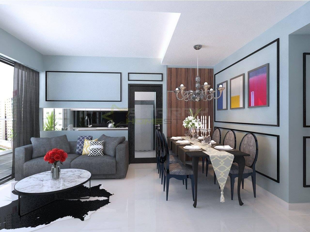 Modern Victorian Design By Starry Homestead Pte Ltd Login To