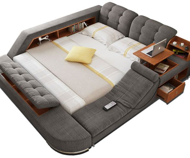 The Ultimate Bed Enclosure System Tatami Bed Modern Bed
