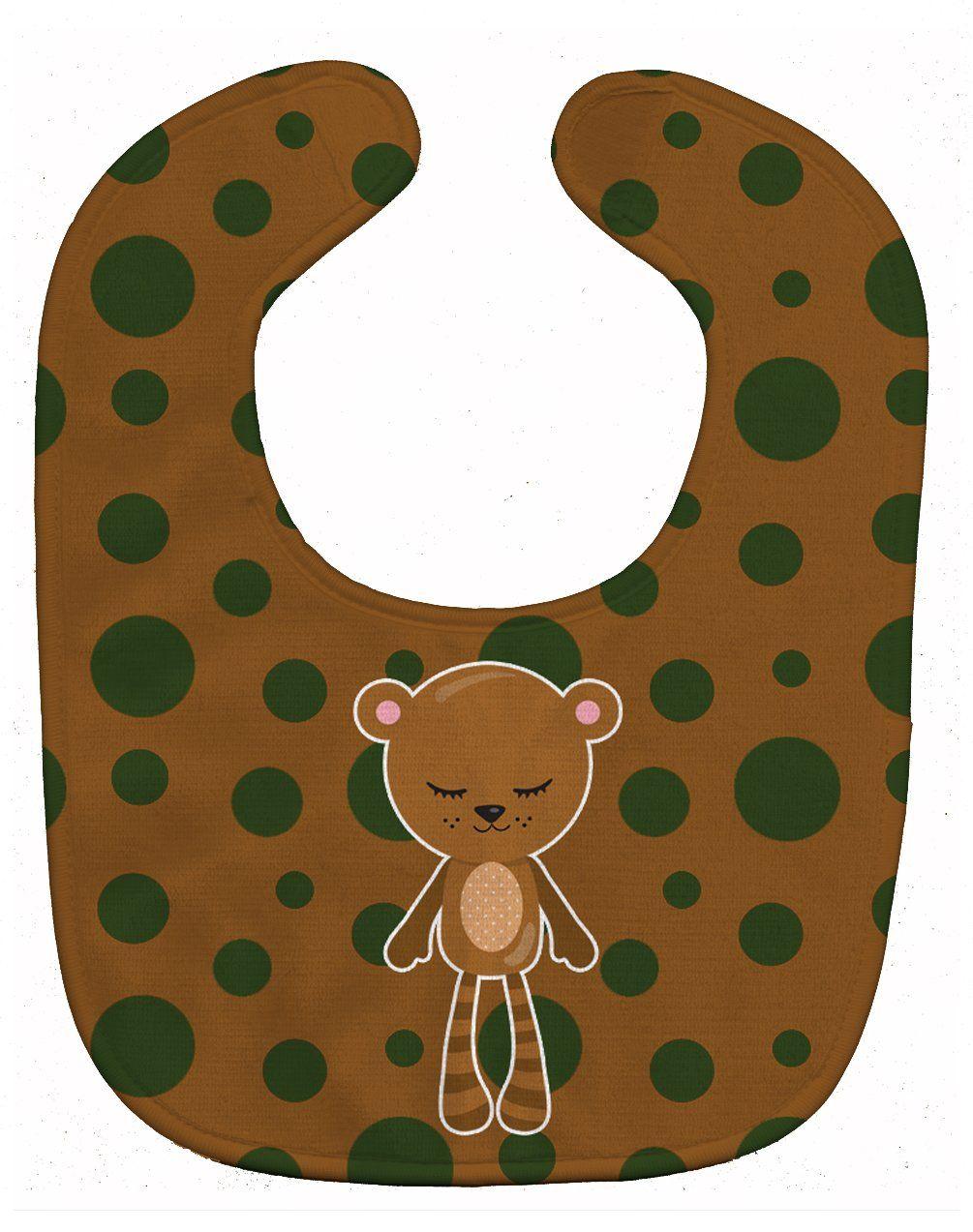 Bear Baby Bib BB9177BIB