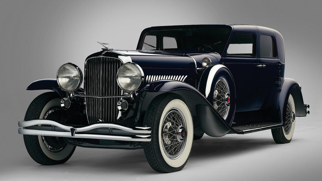 1930 Duesenberg Model J Pics & Information