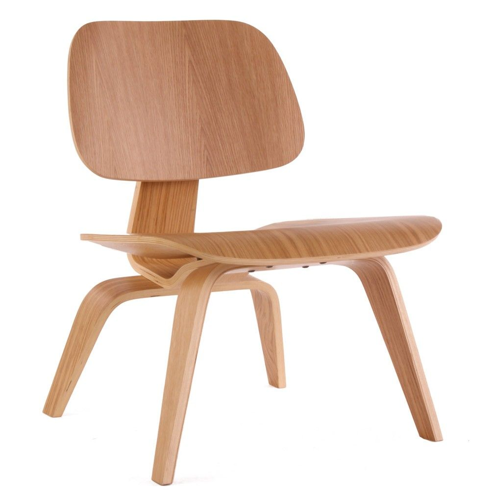 Eames Lcw Plywood Lounge Chair Replica Commercial Furniture