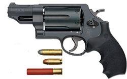 Smith & Wesson Governor (.410 / .45LC / .45ACP)