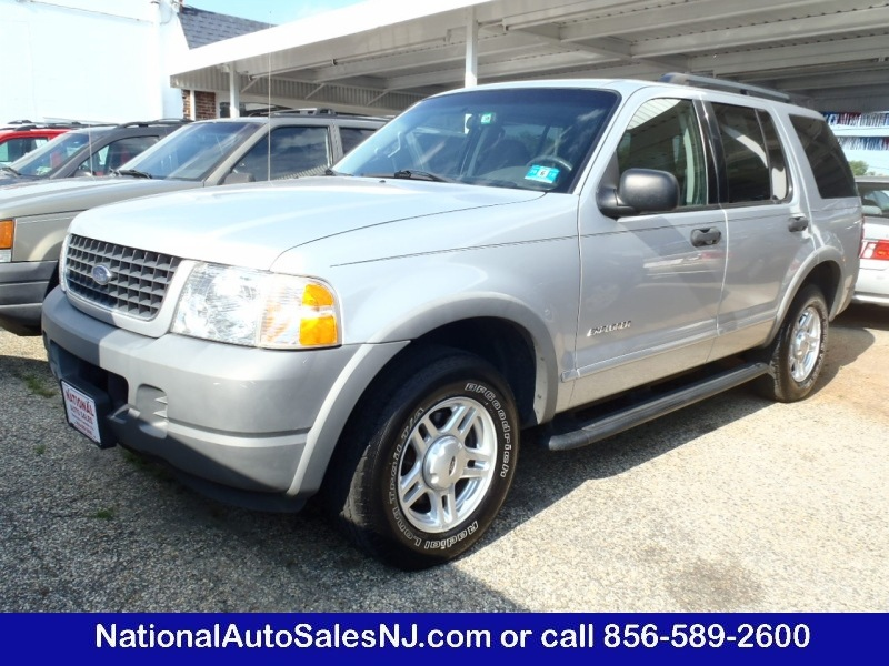 Model: 2002 Ford Explorer   Price: $7,995   COLOR    Silver Birch Metallic /Graphite    MILES    115,920    Engine    4.0L Engine    Trans    Automatic    Stock #    S029195    VIN    1FMZU72E12UB89195        If Interested call National Auto Sales today (856) 589-2600 Ask for Bill