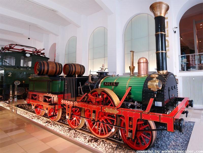 Züge, Züge: die Eisenbahn in der zeitgenössischen Kunst