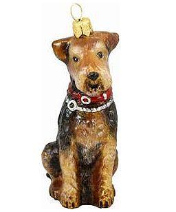 N Gl Welsh Terrier Ornament