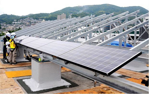 The Growth And Scope Of Commercial Roofing Companies In India Best Solar Panels Solar Solar Heating
